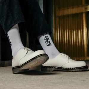 全场7折 €97收低帮1461小皮鞋即将截止!Dr. Martens 精选款热促 硬核时尚单品 好穿又好搭