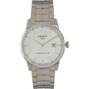 Tissot银色手表