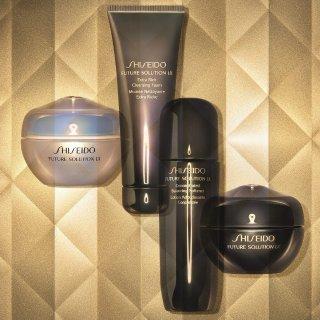 6折 轻熟女性的最佳选择Shiseido 时光琉璃系列 护肤品热卖 有效对抗细纹