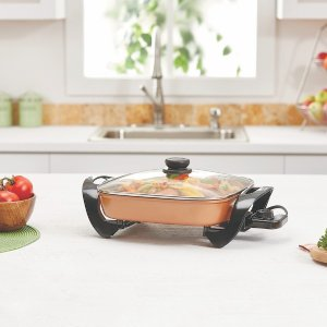 Coming Soon: $15 Copper Chef Copper Skillet 12 Inch