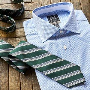 全部$39.00(原价高达$89.00)Jos. A. Bank 精选男士衬衫热卖