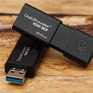 $4.99 (原价$8.1)白菜价:Kingston 32GB USB3.0 100 G3工作学习必备