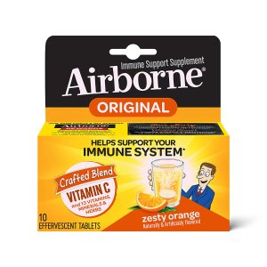 As Low As $5Airborne VC Effervescent Tablets, Chewable Tablets, Gummies Sale