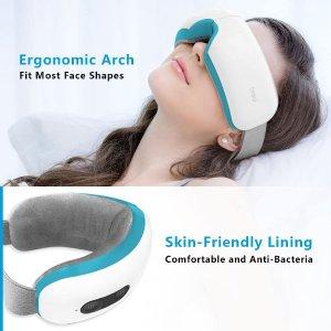 $135(原价$159.9)Breo iSee 3S 智能眼部按摩仪 随时spa真轻松