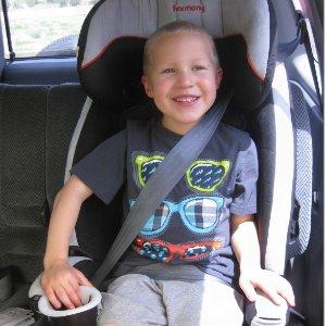 $129.99(原价$169.99)Harmony Defender 360°三合一儿童汽车安全座椅