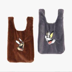 5折起 £55收Jerry毛绒包上新:Stereo Vinyls 猫和老鼠联名再降价 速收个性穿搭、包包