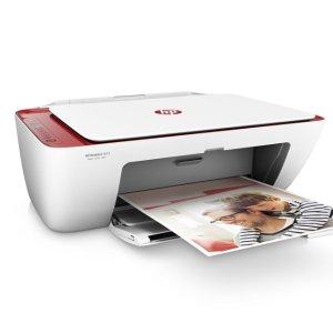 £26.99,颜值爆表史低价:HP Deskjet 2633 多功能一体打印机