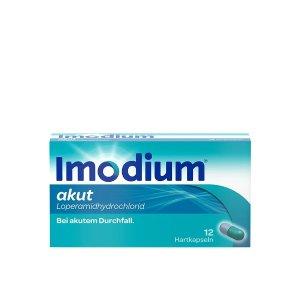 Johnson & Johnson GmbH (OTC)Imodium akut 止泻药