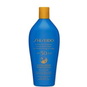 变相买1送1!封面加大装仅£33!Shiseido 资生堂防晒热促 加大装300ml比单买还便宜!