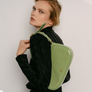 Parisa WangCharmed珍爱法棍包 - 草绿色