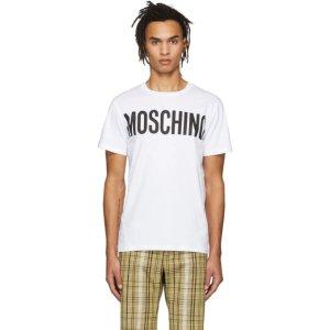 MoschinoLogo T恤