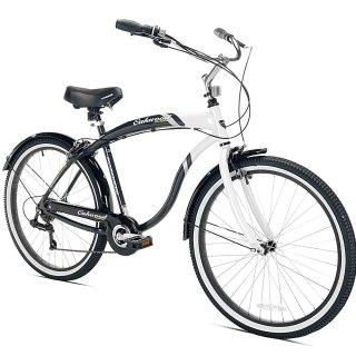 $102.59Kent 男士户外锻炼自行车 26吋 7档变速