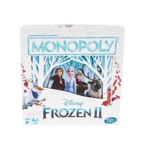 Monopoly Game: Disney Frozen 2 Edition Board Game : Target