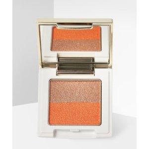 Paul & Joe新品眼影盘 - 棕橙色