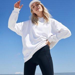 5.4折起+包邮 $59收卫衣2021来啦:Lululemon 卫衣专场 $69收休闲短款卫衣