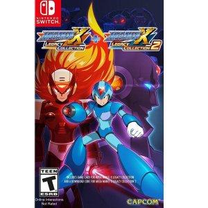 $29.99Mega Man X Legacy Collection 1+2 - Nintendo Switch