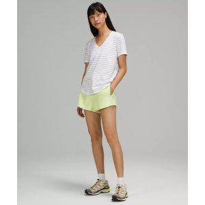 LululemonLove Tee Short Sleeve V领T恤