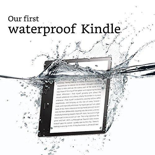 Kindle Oasis 电子阅读器