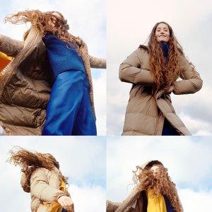 新用户9折 易折叠方便携带上新:Arket 全新羽绒服发售 保暖精致又轻便