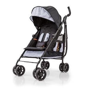 $109.99 (原价$179.99)Summer Infant 3D Tote 超大储物空间 婴儿推车