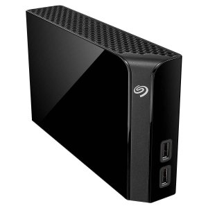 $119.99 (原价$169.99)Seagate Backup Plus Hub 8TB 外置硬盘