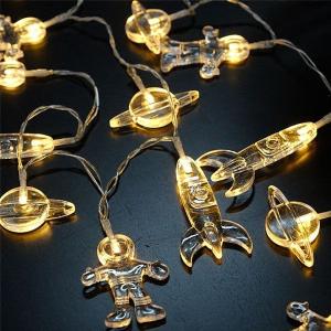 Cosmic LED String Lights - ApolloBox