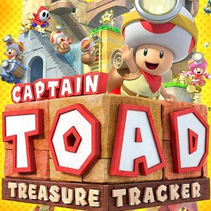 $29Captain Toad: Treasure Tracker Nintendo Switch Game