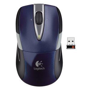 $24.72(原价$59.99)Logitech M525 无线光学鼠标 三色可选