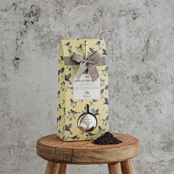 早餐茶+泡茶器礼盒手伴