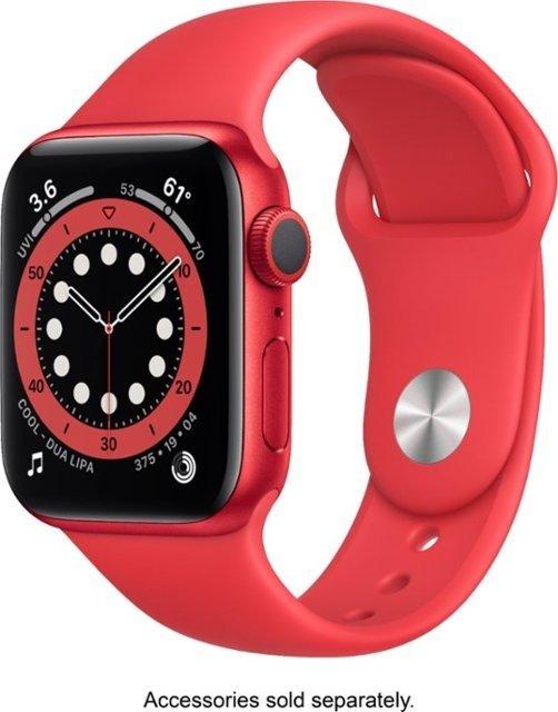 Watch Series 6 智能手表 40mm GPS