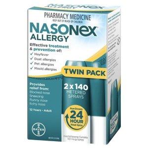 Nasonex 24h鼻炎喷雾 2x140喷
