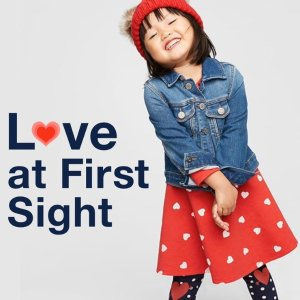Up to 65% OffGAP Kids The Love Collection