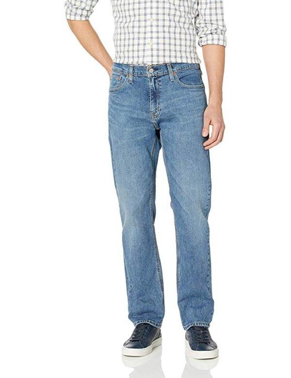 541男式牛仔裤