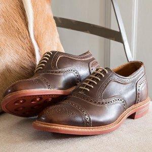低至4 帆船鞋$57包邮Allen Edmonds 清仓大促 收高档半定制手工商务男鞋