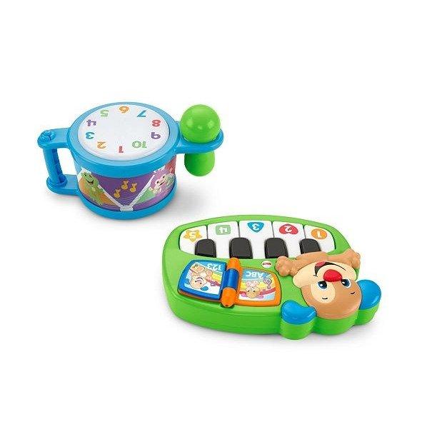 小鼓+钢琴音乐玩具