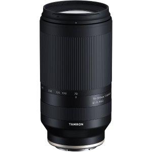 $549 预购Tamron 70-300mm f/4.5-6.3 Di III RXD Sony E 长焦镜头