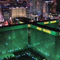 拉斯维加4星级 美高梅大酒店  MGM Grand