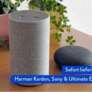 低至22折 理想的家居音箱闪购:sony HARMAN KARDON 等无线蓝牙音箱特卖会