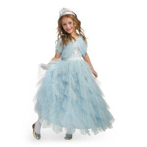 Kids Royal Carriage Princess Costume