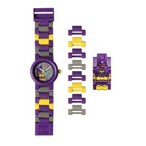 $11.28 (原价$24.99)Lego 乐高 儿童蝙蝠侠主题手表 8020844