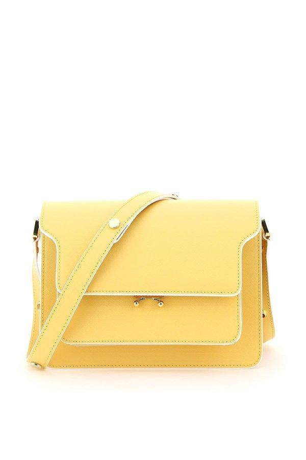 trunk 明黄色中号风琴包