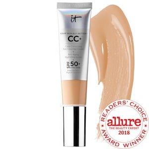 CC+ Cream with SPF 50+ - IT Cosmetics | Sephora