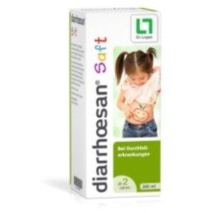 德国特效药:宝宝必备止泻苹果浆 diarrhoesan Saft