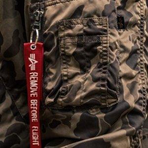 低至3折Alpha Industries 精选男、女外套热卖 收超火飞行夹克