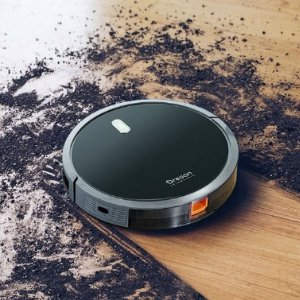 $76 Oregon Scientific Strong Suction Robot Cleaner