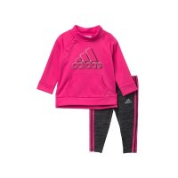 Adidas 女婴套装