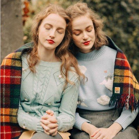 低至6折+最高减€77Miss Patina 冬季假日大促 速收英伦复古少女美衣