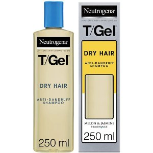 Neutrogena干性发质适用T/Gel 洗发水 250ml