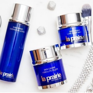 Free Giftwith La Prairie Skincare and Beauty Purchase @ Saks Fifth Avenue