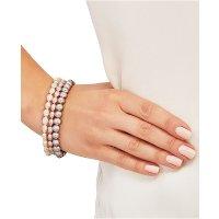 Macy's 三色珍珠手链
